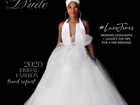 Munaluchi Bridal Fall 2019 Cover Dress