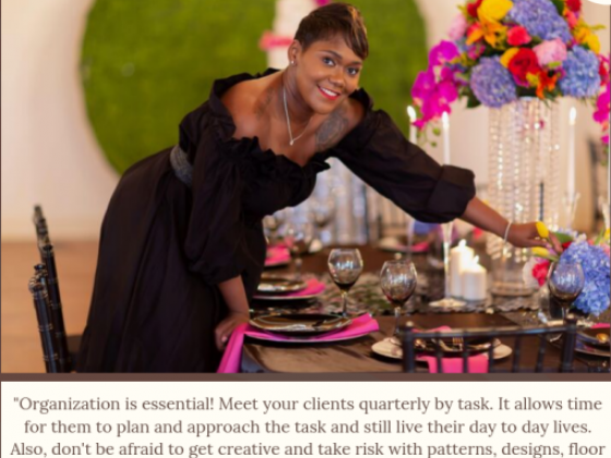 MunaCoterie's Coterie Corner Featuring Crystal Bailey